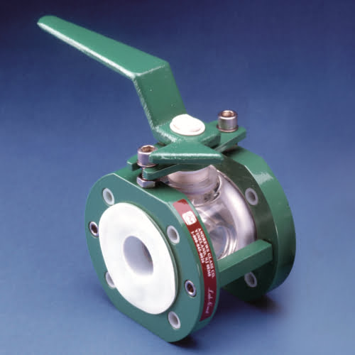 Glass Ball Valves